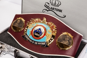 WBO Champ of Decade Belt