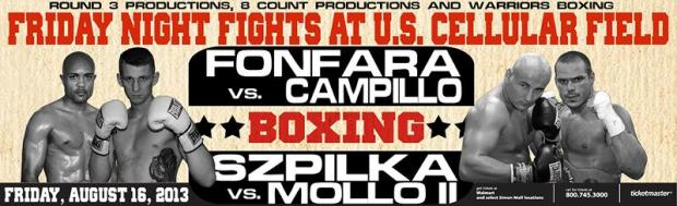 Andrzej Fonfara vs. Gabriel Campillo Now IBF World Title Eliminator‏