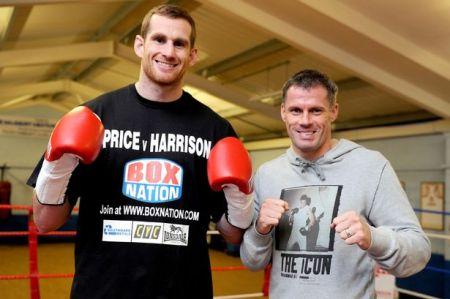 Real Combat Media UK: David Price, trainer part ways