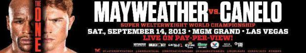"""FULL NON-TELEVISED UNDERCARD FOR MAYWEATHER VS. CANELO"""" ANNOUNCED"""