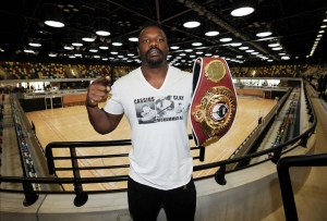 REAL COMBAT MEDIA UK: DERECK CHISORA GUNNING FOR ADAMEK AND WILDER‏