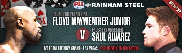 REAL COMBAT MEDIA UK: Mayweather Promotions is Coming to the UK