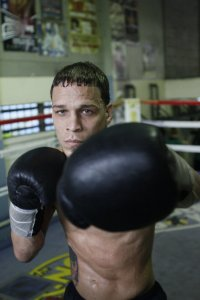 Jonathan Oquendo training 2