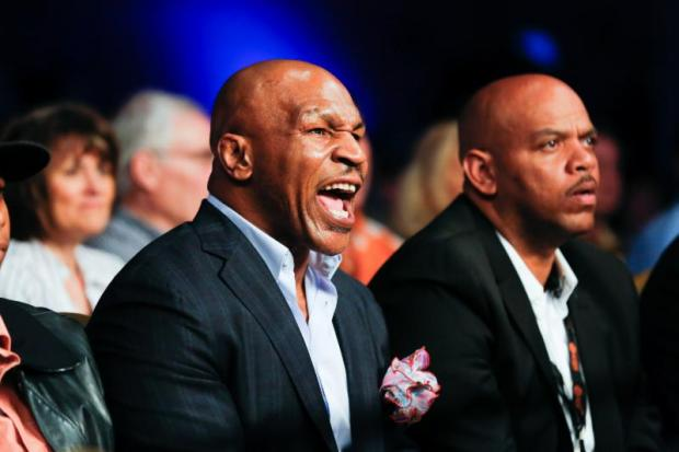 Iron Mike Productions president Mike Tyson