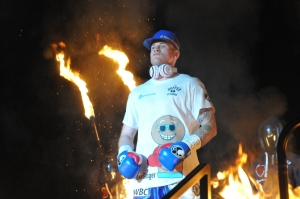 George Groves  Photo Credit: Philip Sharkey