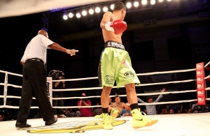 Photos by Esdel Palermo / Fresh Boxing