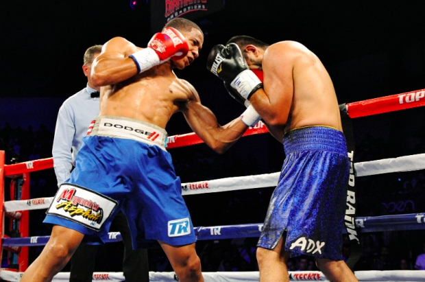 CREDITO DE FOTO: Peter Amador / Top Rank